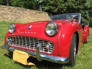 1960 triumph Triumph: TR3A Base